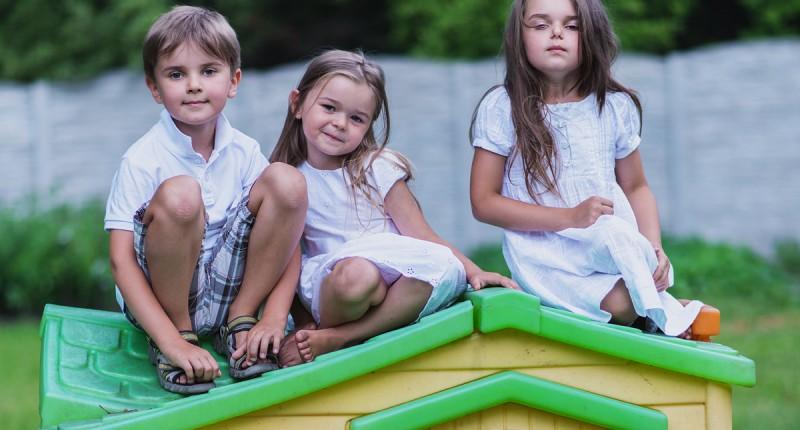 Weronika, Tosia i Tymek