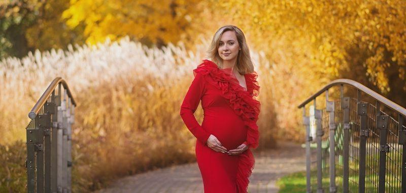 zdjęcia ciążowe - Martyna
